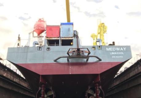 Boskalis MV Medway 2